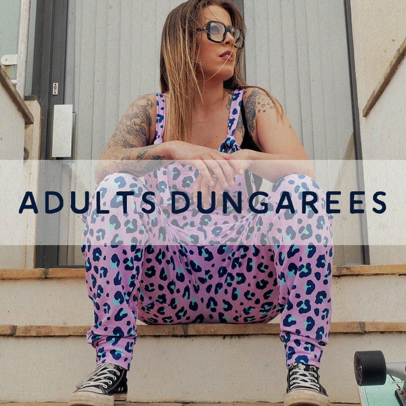 Adults Dungarees